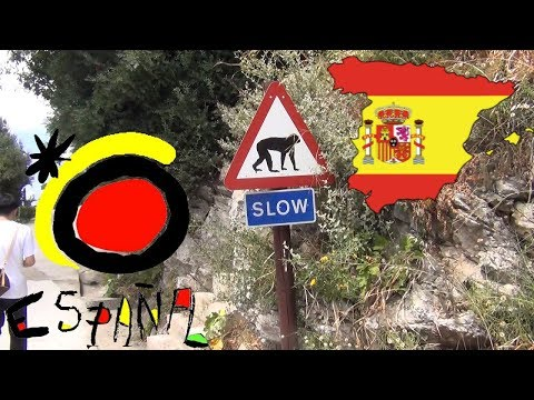 SPAIN IS BEAUTIFUL - A TRIP TO GIBRALTAR, TARIFA & SEVILLA - DocVlog