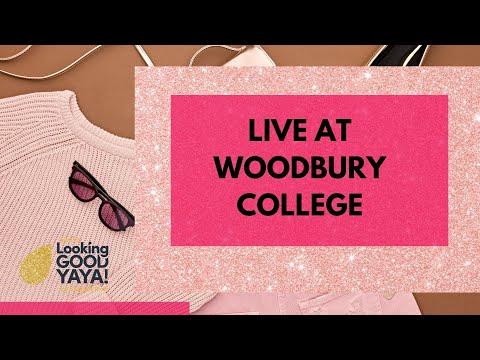 Meet the Future Fashion Designers, at Woodbury College, Los Angeles [Presented by Daniella Platt]