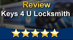 Keys 4 U Locksmith London Perfect 5 Star Review by Graeme Q.