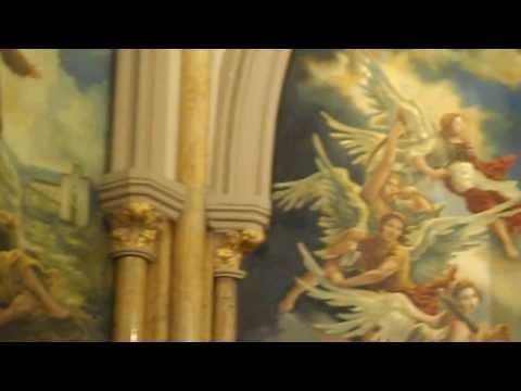 St. John the Baptist Murals