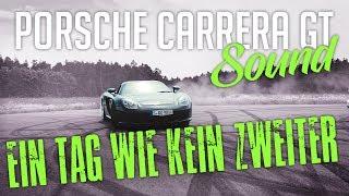 JP Performance - Ein Tag wie kein Zweiter! | Porsche Carrera GT | Sound