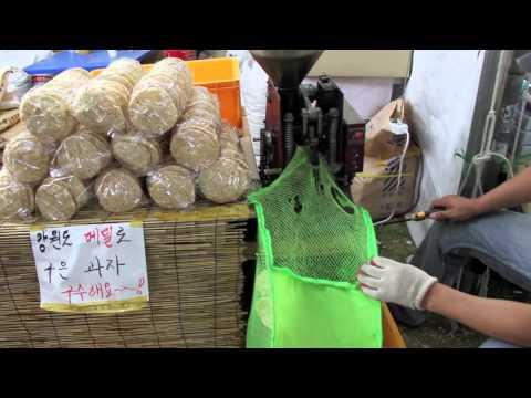 Korean Food Oddities