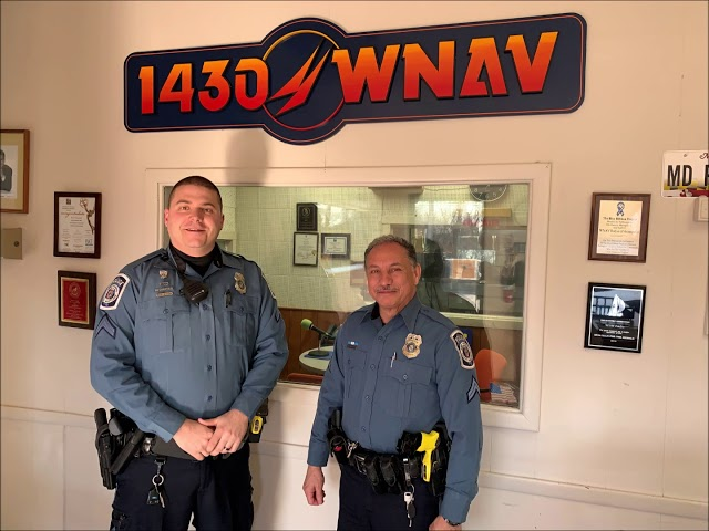 1430 Connection / Anne Arundel County Police Department's LGBTQ and Hispanic Liaisons
