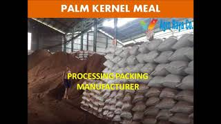 Palm Kernel Meal Price