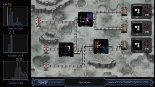 SpaceChem - Hydroxides (836/3/66) [Windows] - GuavaMoment
