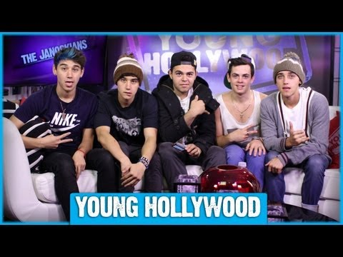 Introducing The Janoskians, Jay Sean's Discovery!