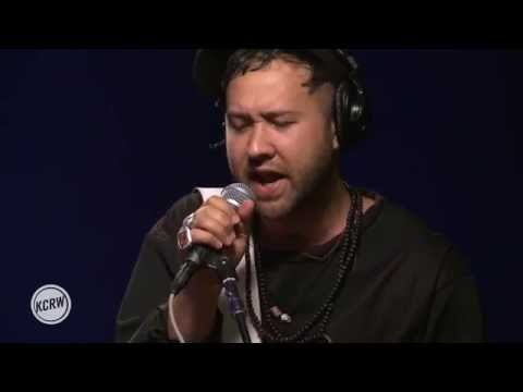 "Unknown Mortal Orchestra Performing ""Multi-Love"" Live On KCRW"