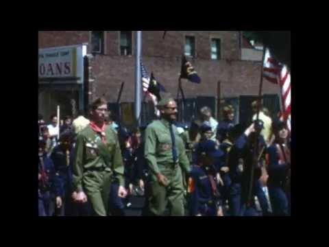Suffern NY Memorial Day Parade, 1969