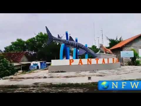 wisata PANTAI BARU 2018