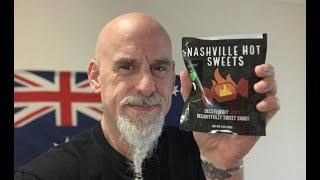 Sour Apple Hot Candies from Nashville Hot Sweets! PROMO CODE in video!! Make it a great night!