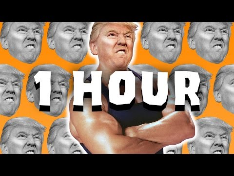 Bigger Better Stronger - Donald Trump Remix [1 HOUR]