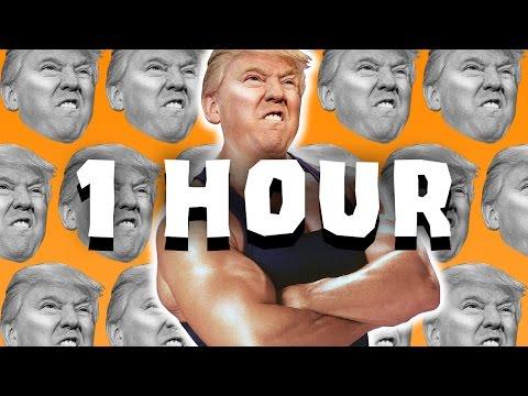 Bigger Better Stronger - Donald Trump Remix [1 HOUR]
