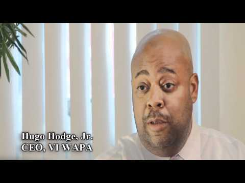Lightworkers Featuring Hugo Hodge, CEO of VI WAPA