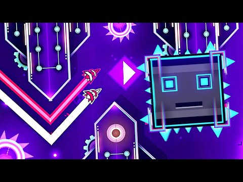 (Extreme Demon) ''Virtual Collapse'' 100% By TeamUprising | Geometry Dash