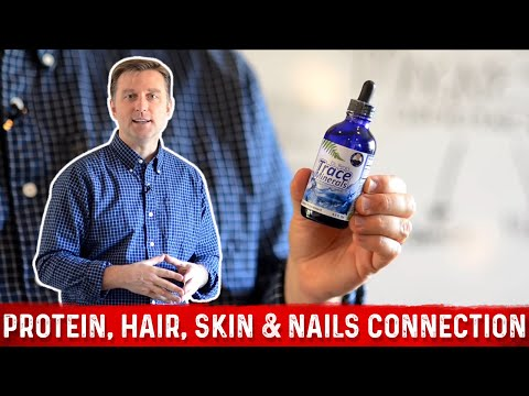 Why PROTEIN Does Not Help Hair Loss, Brittle Nails & Collagen Loss