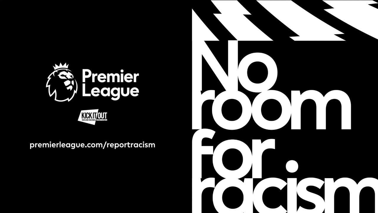 No room for racism ชุดกีฬาต่อต้านการเหยียดผิวของ EA sport