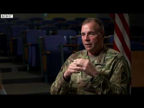 US Nato general fears Russian troop deployments   BBC News