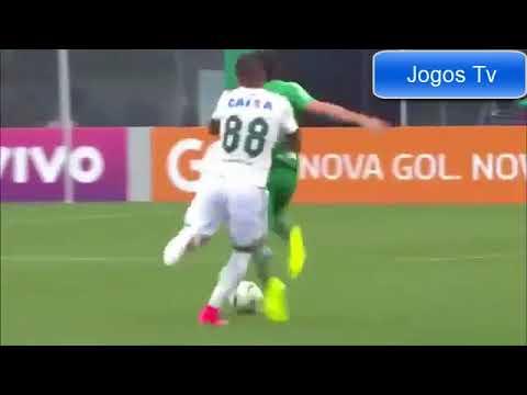 Chapecoense 2 x 1 Coritiba - Melhores Momentos e Gols - 03/12/2017