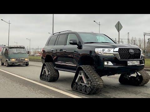 Поставили Toyota LC