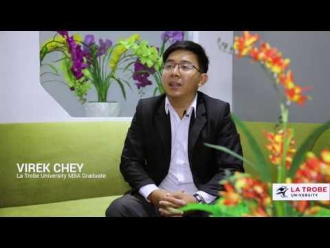 MBA alumni: Virek Chey, Cambodia