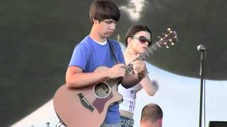 unbelievable justin king 15 yr old guitarist super fast acoustic playing amazingwebm