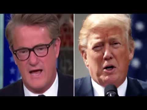 BREAKING: 'Morning Joe' Issues Nasty Trump Insult, Joe Should Resign