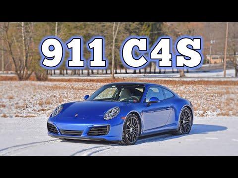 2018 Porsche 911 Carrera 4S 991.2: Regular Car Reviews