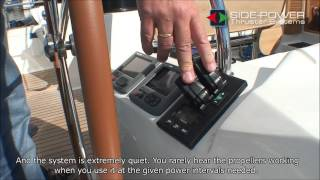 AMI Marine Sales Product Info Side-Power Docking Assistant