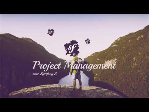 Project Management avec Symfony 3