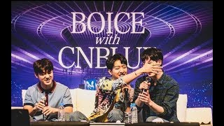 Cover images 150318 CnBlue's Brothers Moment at Fan Meeting in Yokohama
