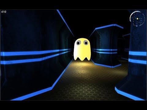 Pacman 3D - Jogos Online Grátis