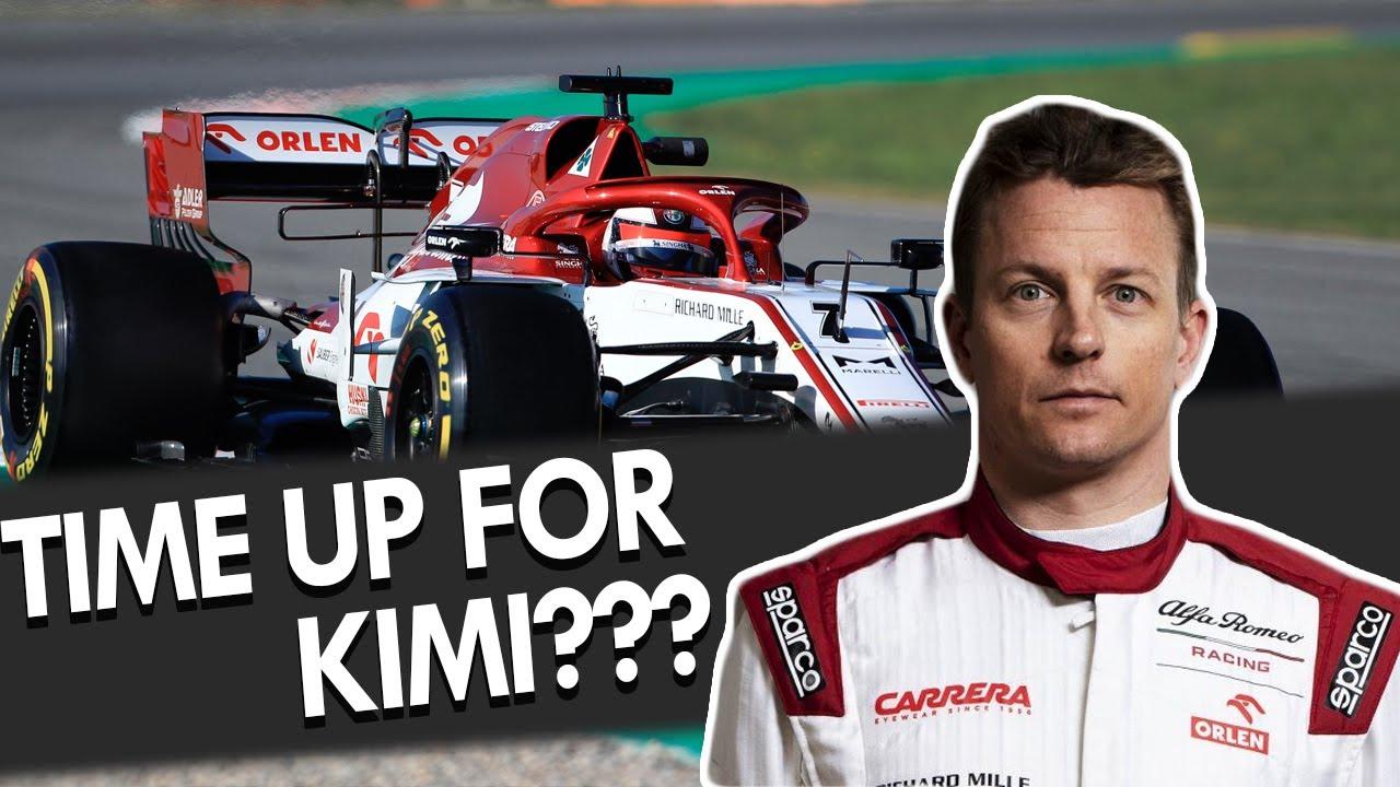 Is Time Up for Kimi Raikkonen?