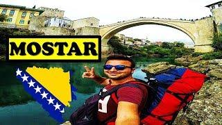 Mostar Ve Saraybosna   Bosna Hersek   Balkan Turu #9