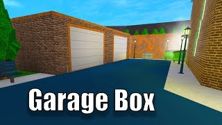 Garagebox Houses! Roblox: BloxBurg (60k)