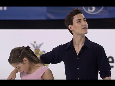 Junior Worlds 2016  Anastasia SHPILEVAYA / Grigory SMIRNOV FD