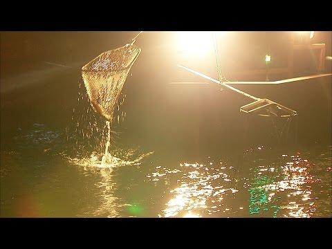 Smallmouth Bass Survey and Wintertime Bass Fishing