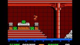 NES Longplay [405] Wolverine