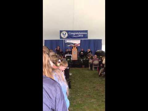 Marcos Diaz Nashua Community College Graduation 2014