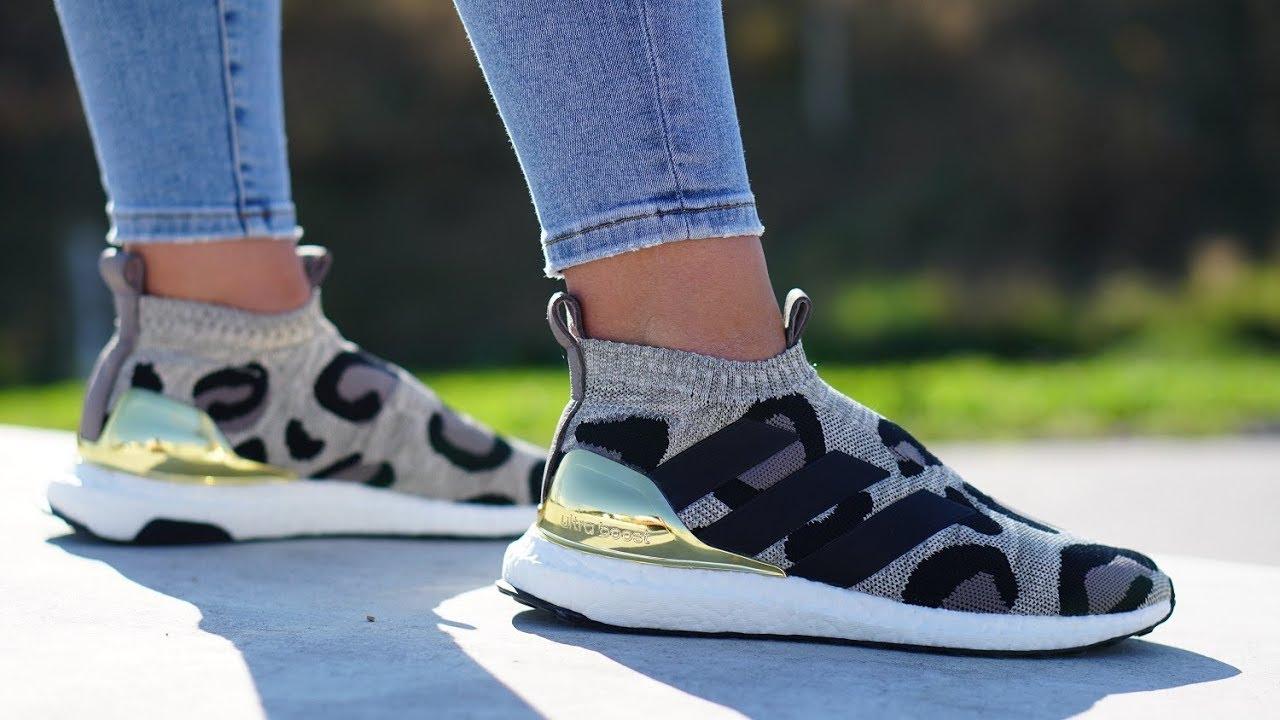 adidas a16+ ultra boost leopard Shop