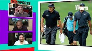 Phil Mickelson Has Gambling Some Gambling Jokes For Tiger Woods   TMZ Sports