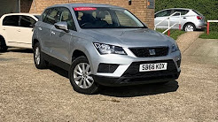 Bartletts SEAT offer this Ateca 1.0 TSI (115ps) S Ecomotive in Hastings