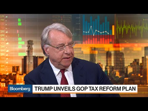 Jim Chanos Says Trump's Tax Plan Is a 'Pretty Hard Sell'