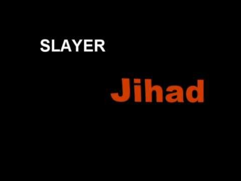 Slayer - Jihad (lyrics)