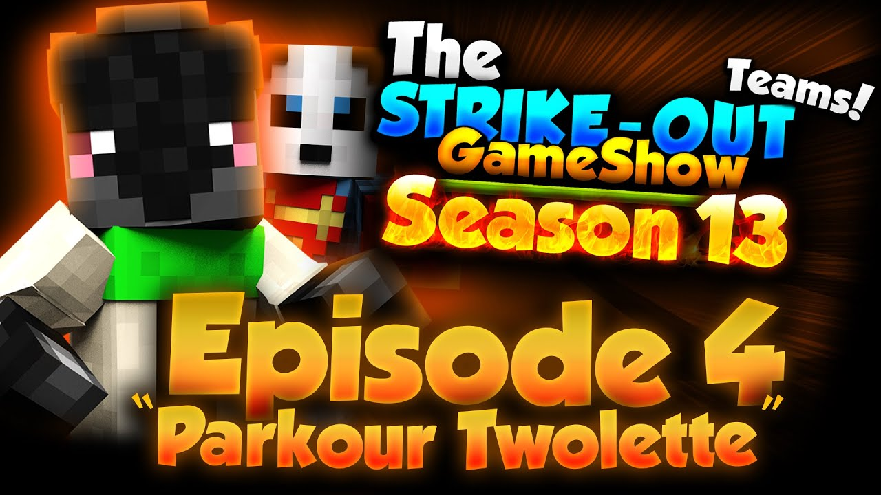"""Download """"Parkour Twolette"""" - EPISODE 4 - SEASON 13 - The Strike-Out Game Show"""
