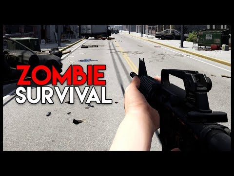 A Good, Early Access Zombie Survival Game?! (Mist Survival Gameplay Part 1)