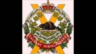 Calgary Highlanders   Glenwhorple