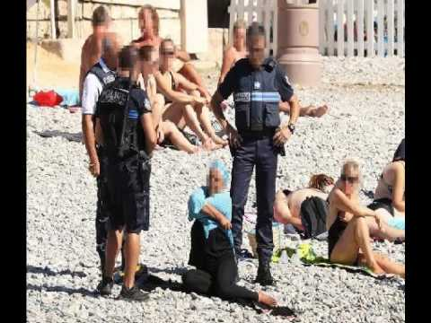 French Court Suspends Burkini Ban