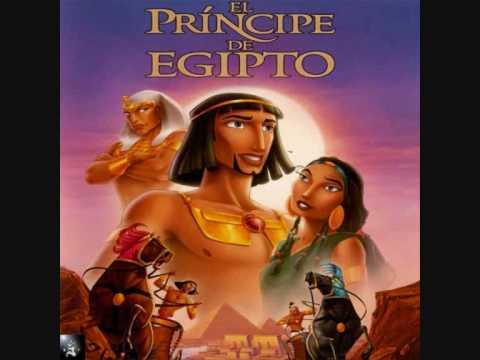 Musica O Principe Do Egito Youtube