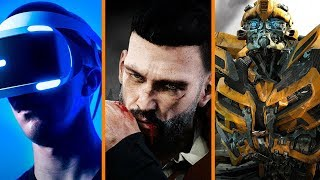 PlayStation Not Waiting for E3 Reveals + Vampyr Worth Playing? + Bumblebee Movie Might Not Suck?