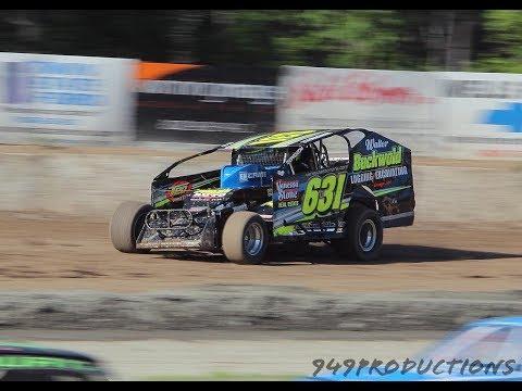 949 Productions: Bear Ridge Speedway Sportsman Modifieds Feature 6/2/18
